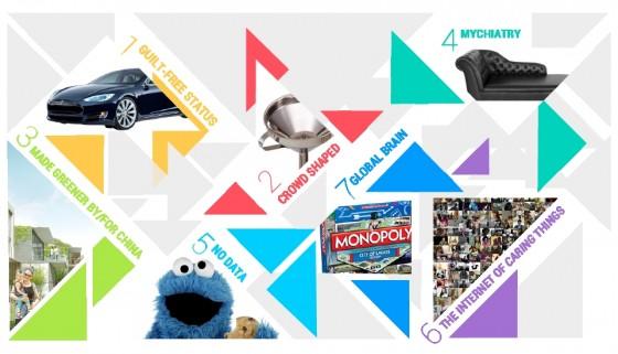 """Afbeelding bij de blogpost """"7 trends for 2014"""" van Trendwatching dot com"""