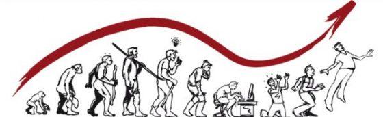 """Illustratie """"Bestemming transformatie"""" ontleend aan de Human Foundation (Nederland) - illustratie copyright door Jorn Fokkens (met toestemming hier hergebruikt) - bron: www.humanfoundation.nl/hf/index.php?option=com_content&view=article&id=84&Itemid=93"""