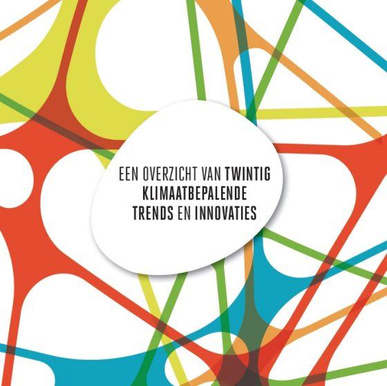 """Kaft van het boek """"Het nieuwe communicatieklimaat - 20 trends in communicatie"""" (Brussel: Politeia 2015-11-24, ISBN 9782509025920) van Eric Goubin"""