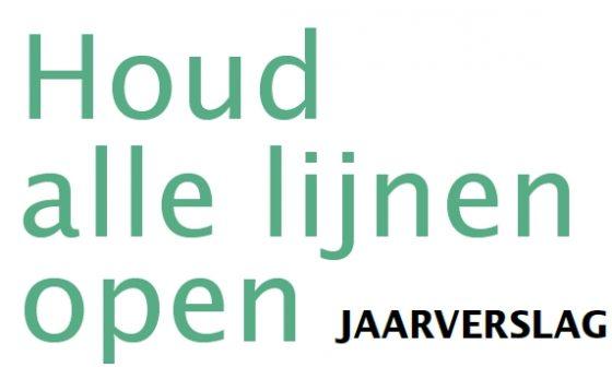 """""""Houd alle lijnen open"""" staat er in het Jaarverslag 2014 van de Vlaamse Ombudsdienst"""