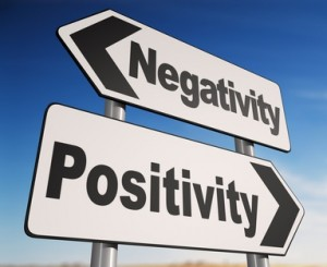 Negativity vs Positivity image from PR Fuel - http://www.ereleases.com/pr-fuel/can-you-make-negativity-work-for-you/